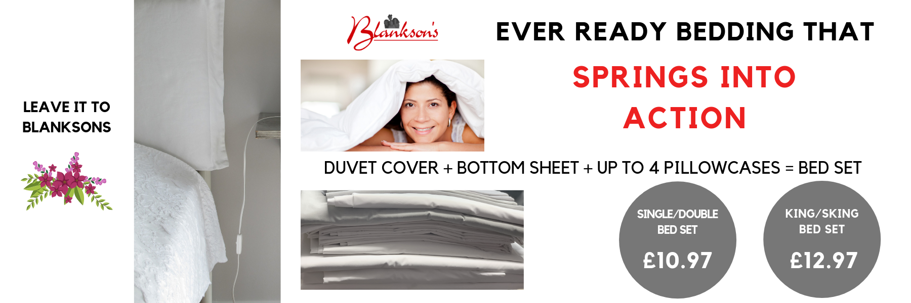 Laundry, Linen Hire, Ironing & Dry Cleaning